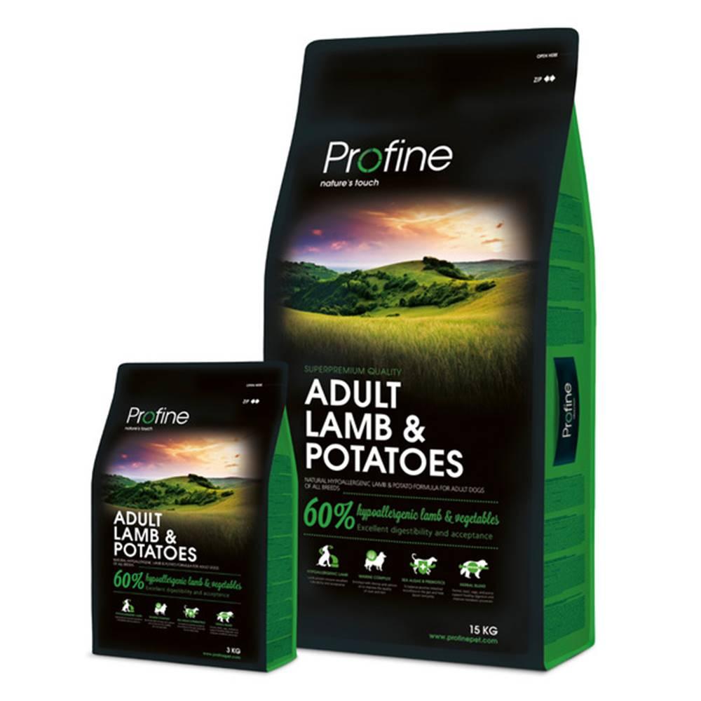 Profine PROFINE ADULT LAMB - 15kg