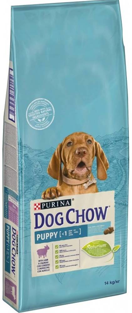 Purina PURINA dog chow PUPPY jahňacie - 14kg