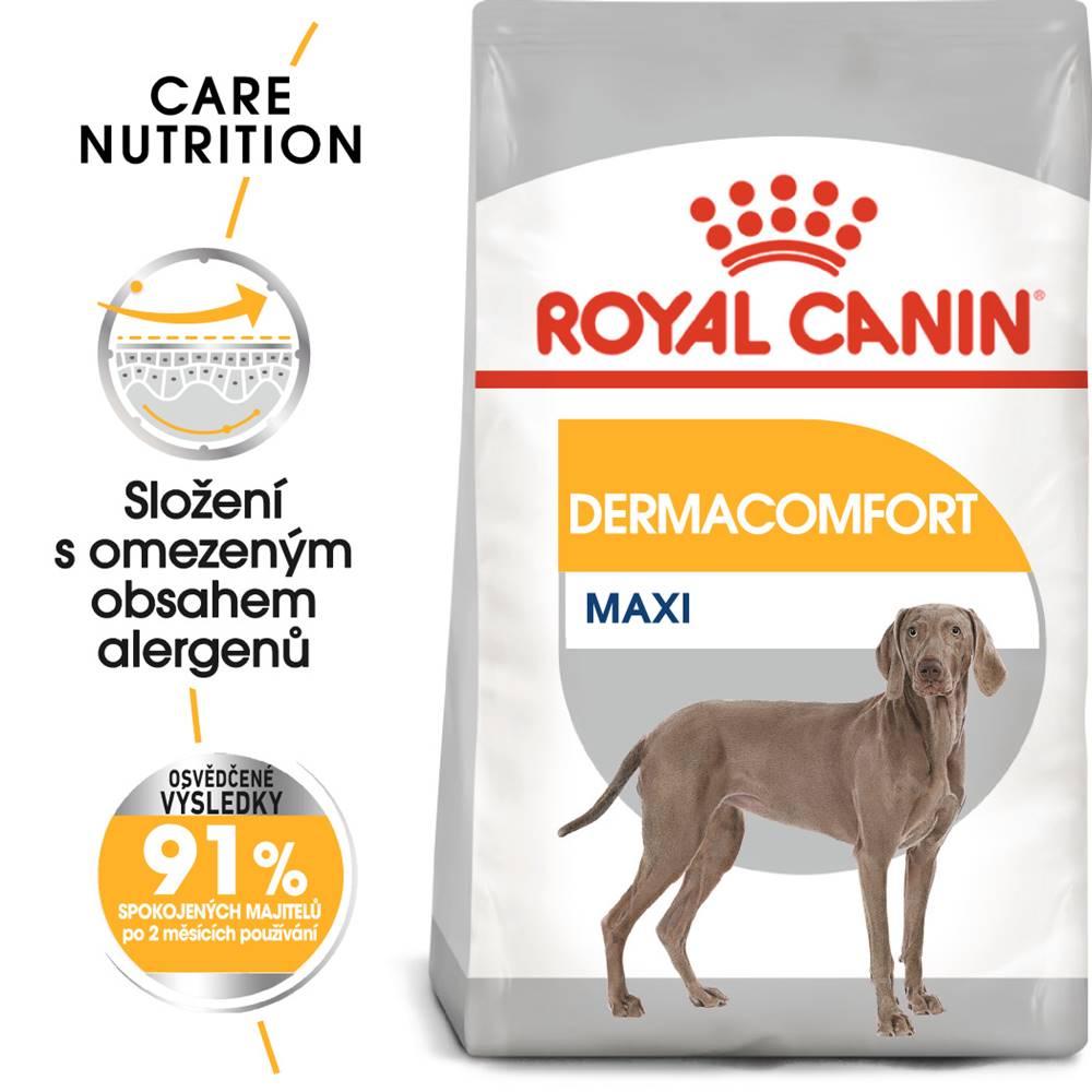 Royal Canin Royal Canin Maxi Dermacomfort - granule pre veľké psy s problémami s kožou - 10kg