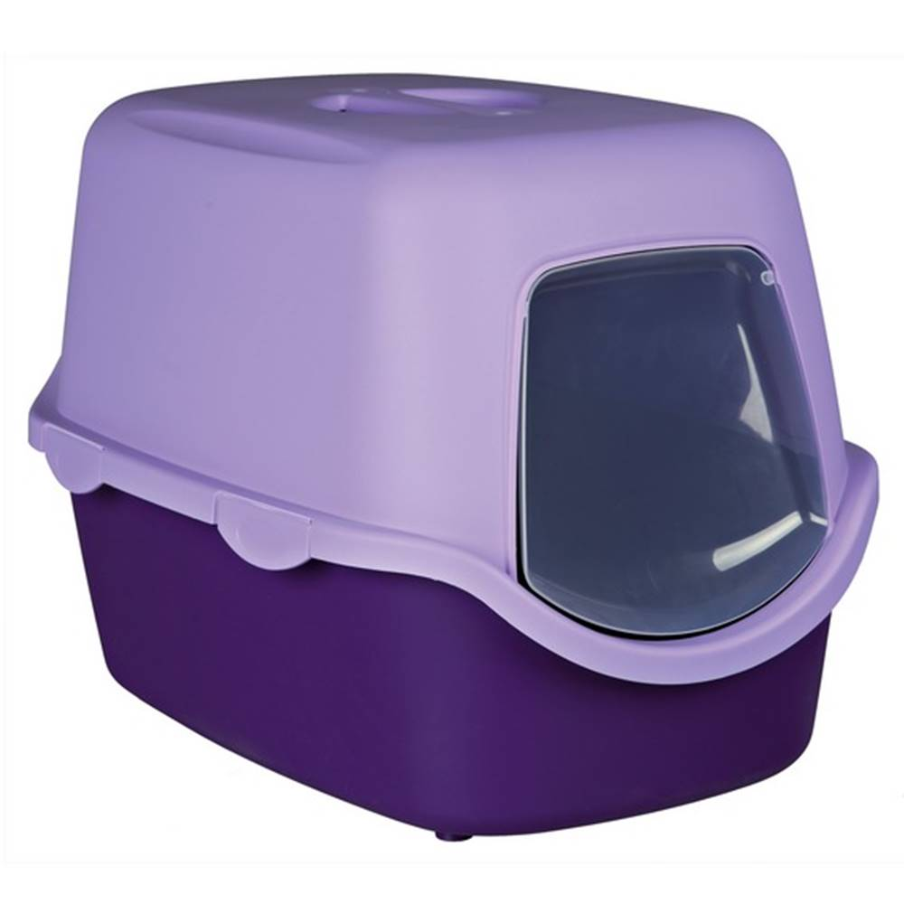 Trixie WC VICO bez filtra FIALOVÉ - 56x40x40 cm