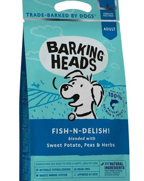 Granule Barking heads