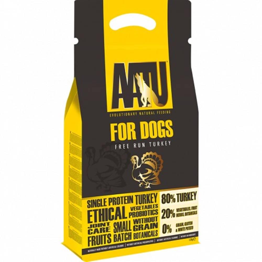 (bez zařazení) AATU dog 80/20 TURKEY - 1,5kg