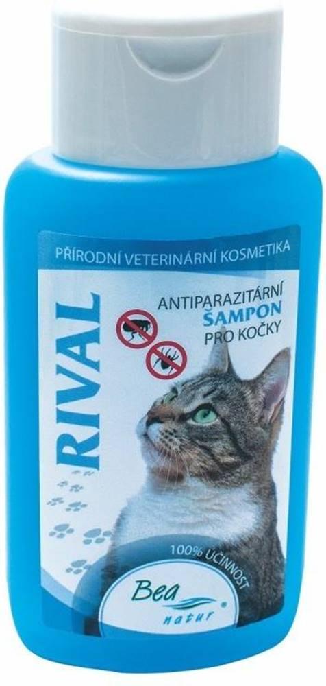 (bez zařazení) Antiparazitný šampón BEA RIVAL pre mačky - 220ml