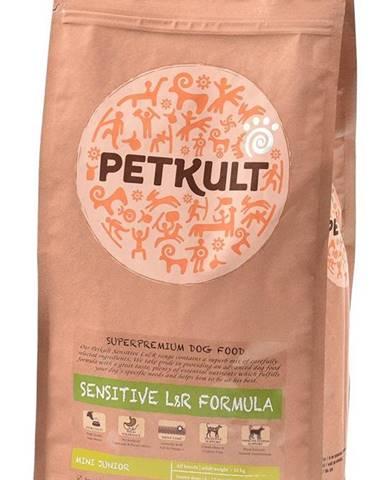 PETKULT dog MINI JUNIOR lamb/rice - 2kg (Náhradný obal)