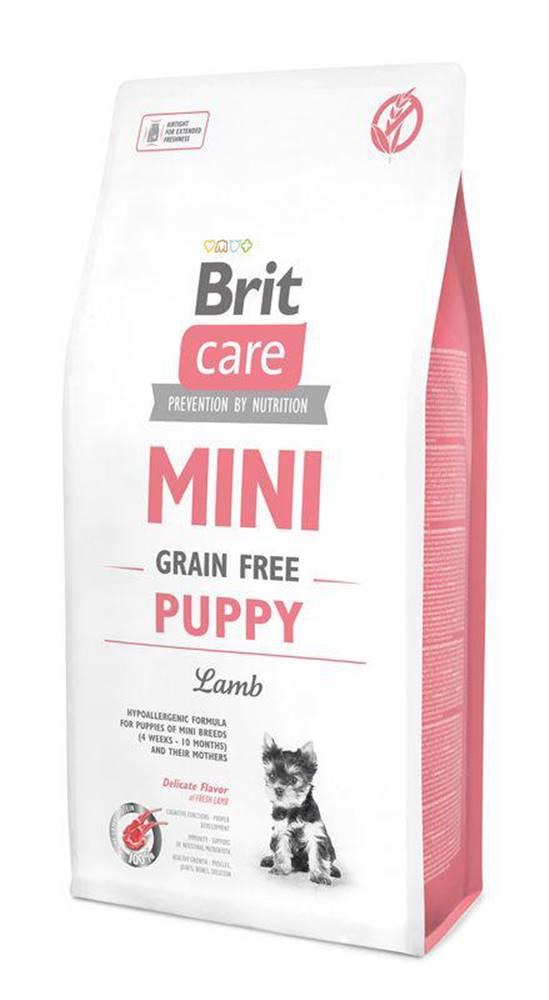 Brit Care BRIT Care dog MINI GF PUPPY lamb - 400g