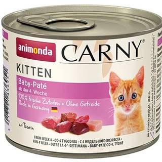 Animonda cat konzerva Carny BABY paté - 200g