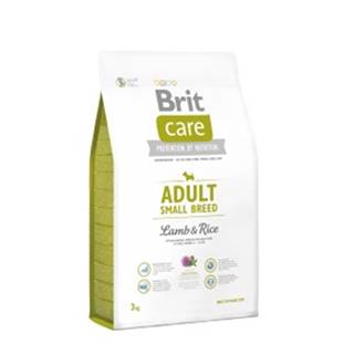 Brit Care dog Adult Small Breed Lamb & Rice - 1kg