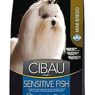 CIBAU SENSITIVE FISH/rice MINI - 800g