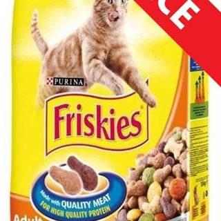 FRISKIES cat suché KURACIE - 4kg