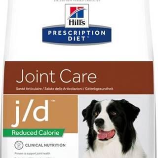 Hills Canine  j/d Reduce Calorie (diéta) - 4kg