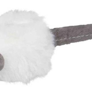 HRAČKA mikročipová myš so zvukom - 6cm
