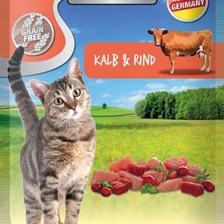 MACs  cat  kapsa KALB/RIND - 100g