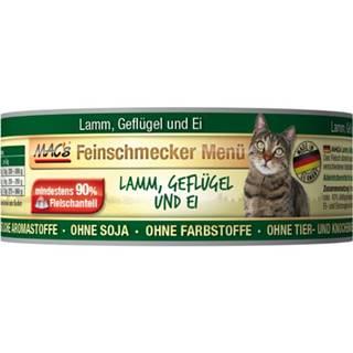 MACs  cat  konz. feinschmecker LAMM/GEFLUGEL - 100g