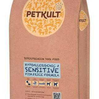 PETKULT dog SENSITIVE FISH - 2kg (náhradné balenie)