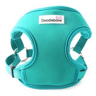 Postroj DOODLEBONE chladiaci modro-zelený - XS