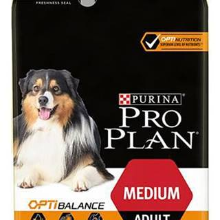 Purina PRO PLAN Dog Medium Adult - 14kg