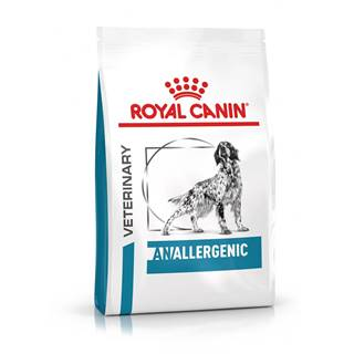 Royal Canin Veterinary Health Nutrition Dog ANALLERGENIC - 1,5kg