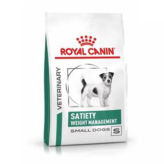 Royal Canin Veterinary Health Nutrition Dog SATIETY Small - 1,5kg