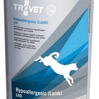 Trovet dog (diéta) Hypoallergenic (Lamb) LRD konzerva - 400g