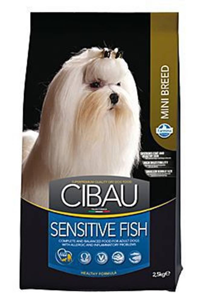Cibau CIBAU SENSITIVE FISH/rice MINI - 800g