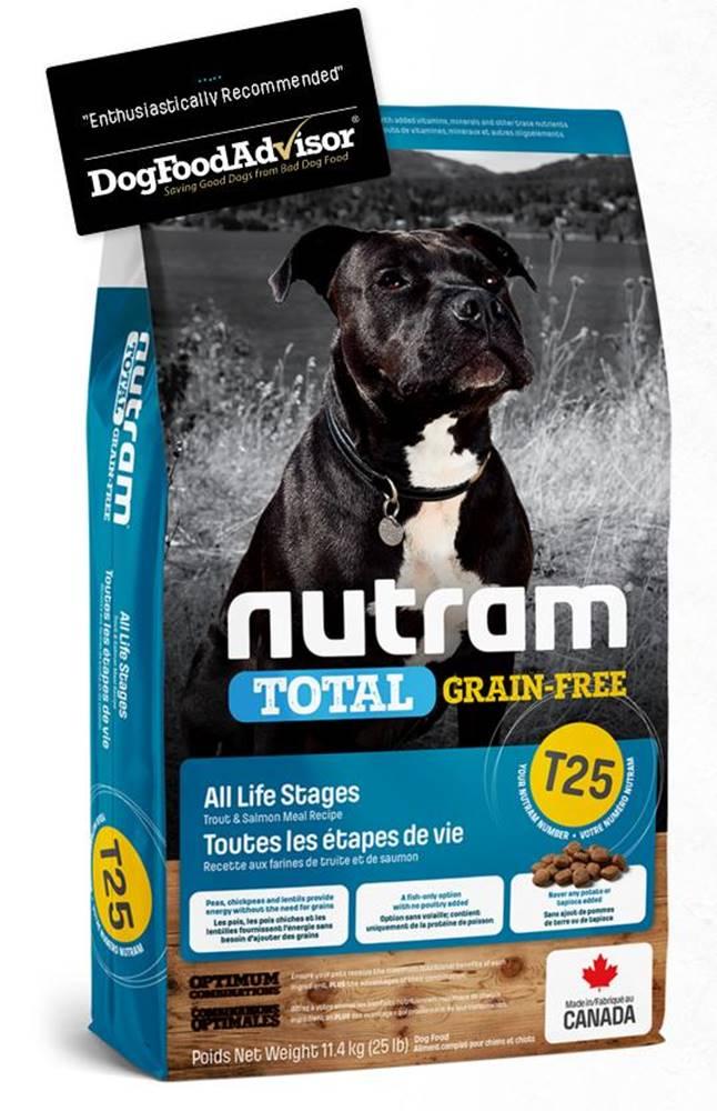 Nutram NUTRAM dog T25 - TOTAL GF  SALMON/trout  - 2kg