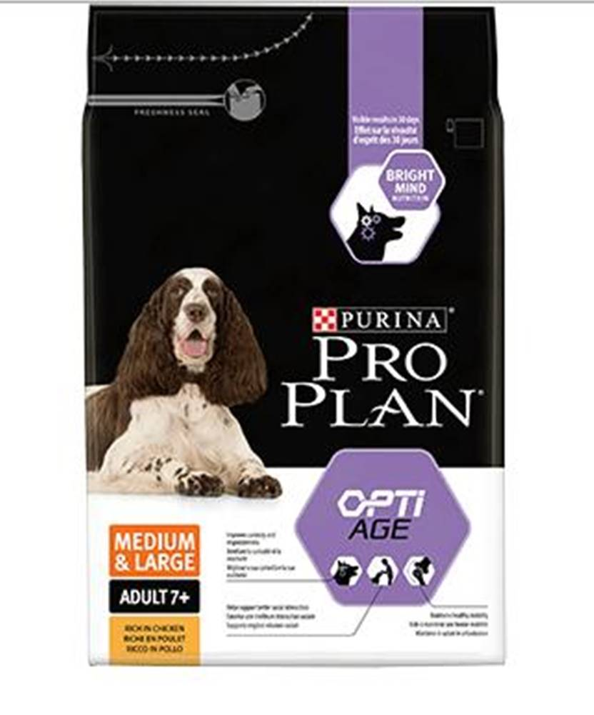 Purina Purina PRO PLAN Dog Medium & Large Adult 7+ - 14kg