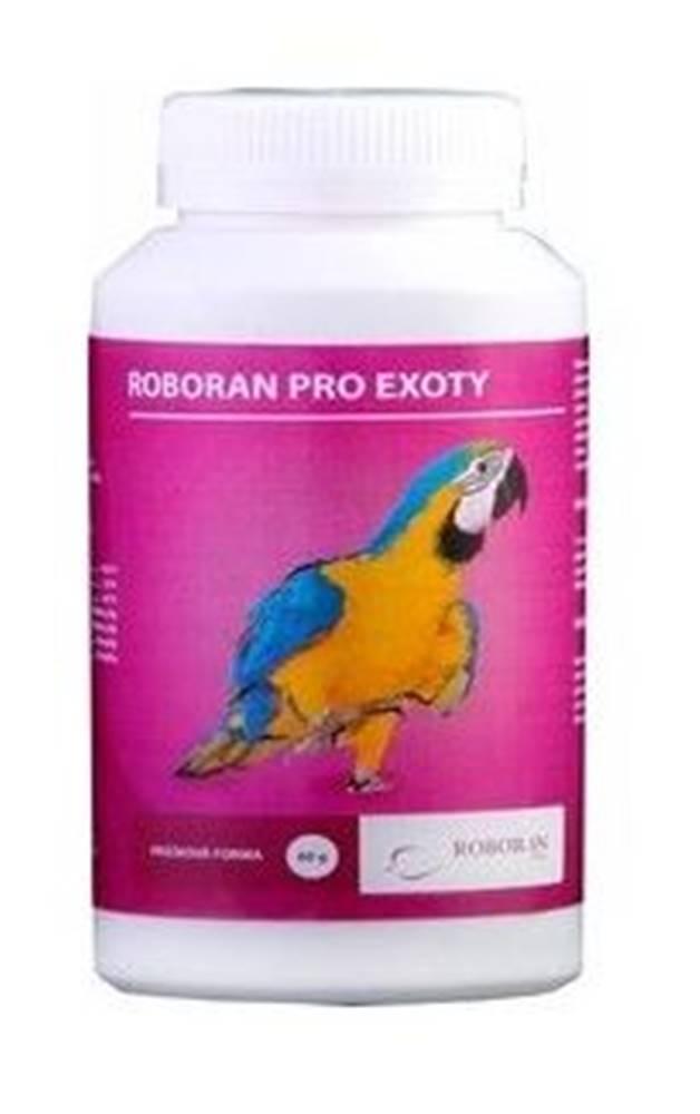 (bez zařazení) ROBORAN vtáky EXOT - 100g