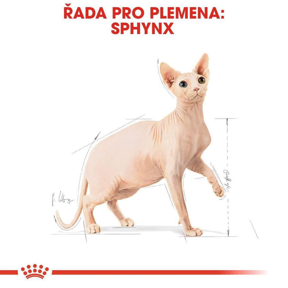 Royal Canin Royal Canin SPHYNX - 400g