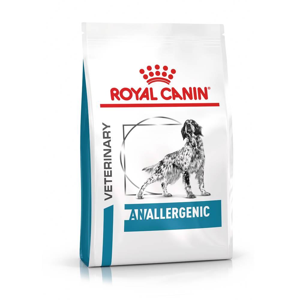 Royal Canin Royal Canin Veterinary Health Nutrition Dog ANALLERGENIC - 1,5kg
