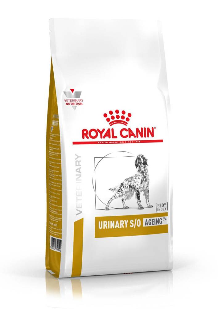 Royal Canin Royal Canin Veterinary Health Nutrition Dog URINARY S/O Ageing 7+ - 3,5kg
