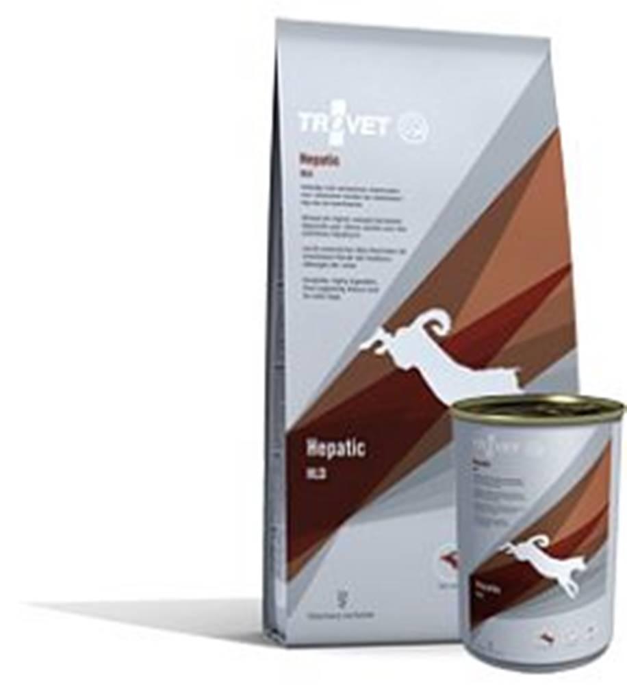 Trovet Trovet dog (diéta) Hepatic HLD konzerva - 400g