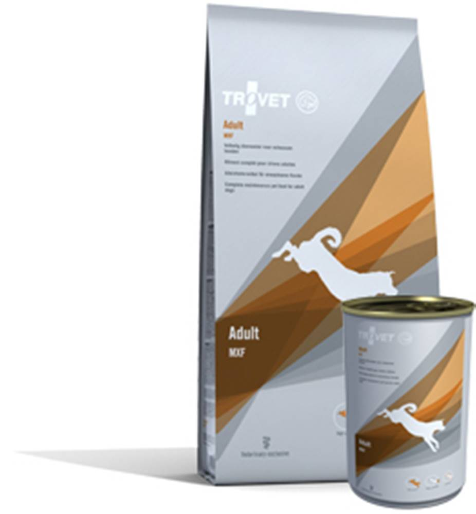 Trovet Trovet dog (diéta) MXF - 3kg