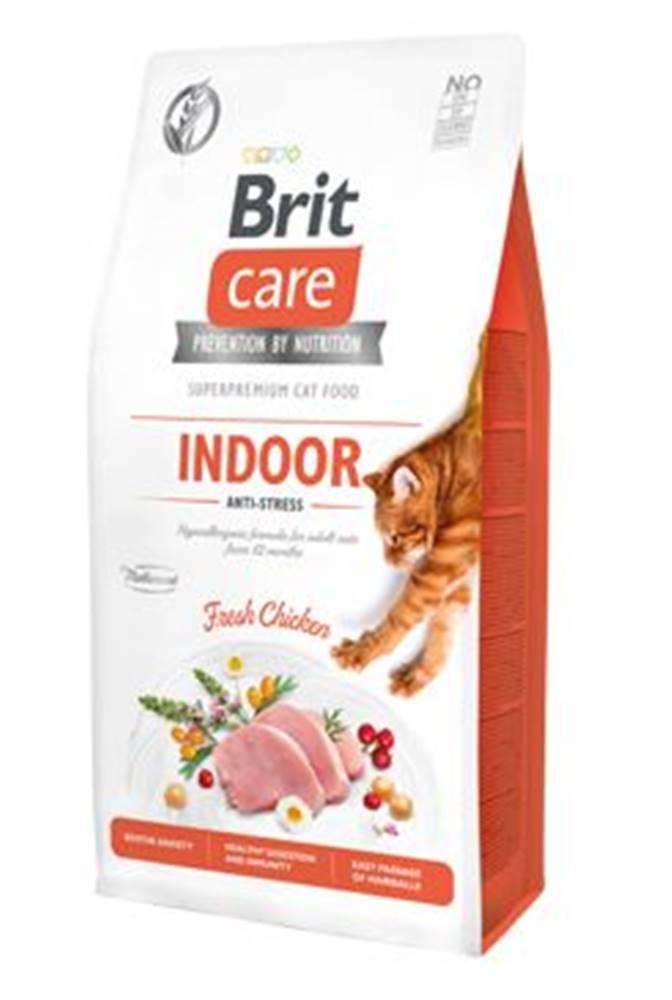 Brit Care BRIT CARE cat GF  INDOOR anti-stress - 2kg