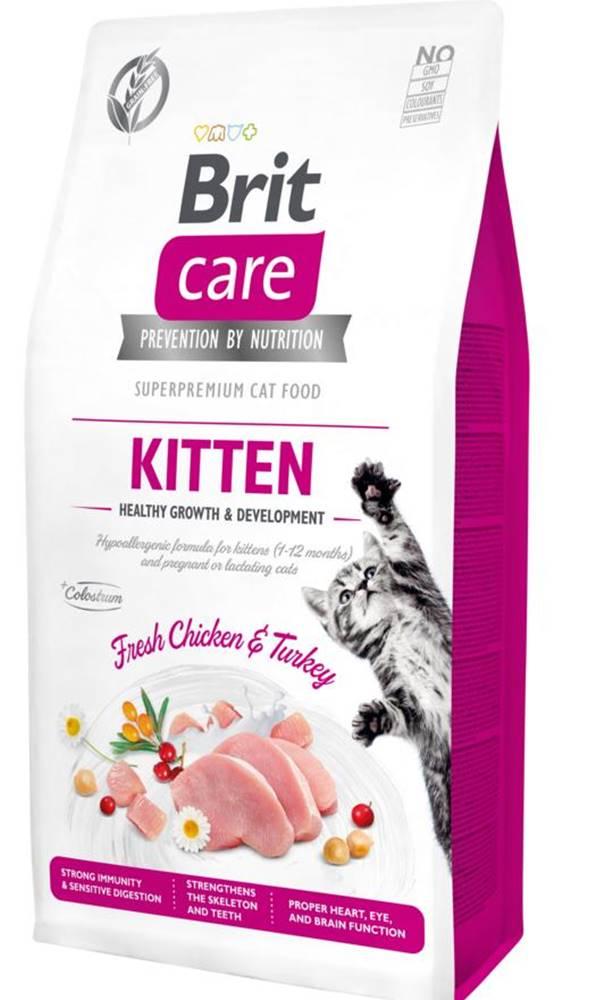Brit Care BRIT CARE cat GF   KITTEN  - 2kg