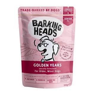 Barking Heads  kapsa GOLDEN years - 300g