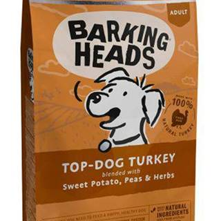 Barking Heads TOP dog TURKEY - 2kg