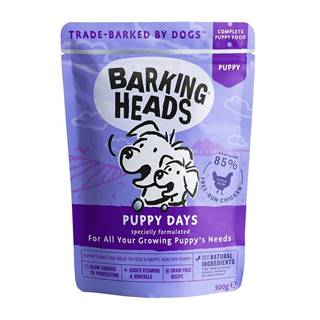 Barking Heads vrecko PUPPY days - 300g