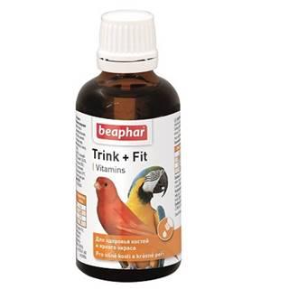Beaphar vtáci Trink + FIT  pre vtáky - 50ml