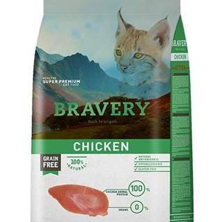 BRAVERY cat   KITTEN - 400g