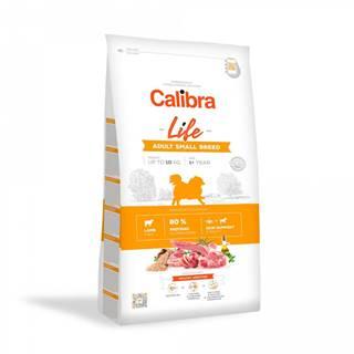 CALIBRA dog LIFE ADULT small LAMB - 1,5kg