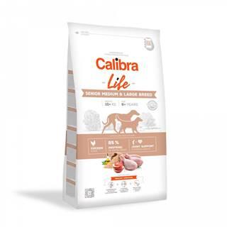 CALIBRA dog LIFE SENIOR medium & large CHICKEN - 2,5kg
