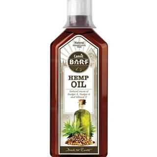 CANVIT BARF HEMP oil - 500ml