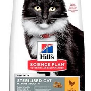 Hills cat   MATURE/sterilised  - 3kg