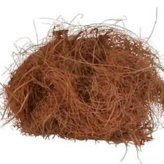Kokosové vlákno pre stavbu hniezda (trixie) - 30g
