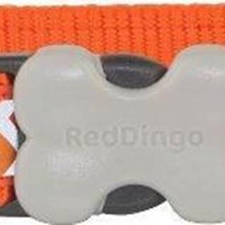 Obojek RD reflective ZIGGY/orange - 1,2/20-32cm
