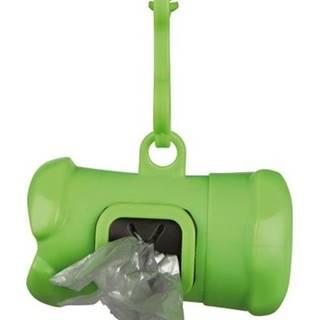 Plastový zásobník na sáčky Kosť - 1ks