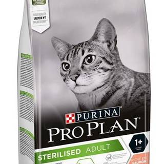 PRO PLAN cat  STERILISED salmon - 400g