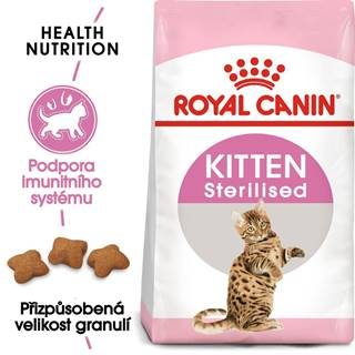 RC cat  KITTEN STERILISED - 400g