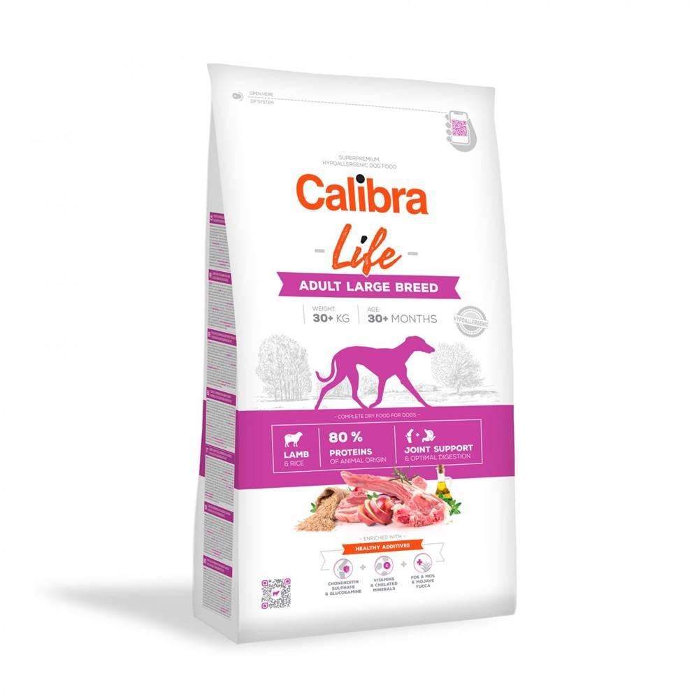 Calibra CALIBRA dog LIFE ADULT large LAMB - 2,5kg