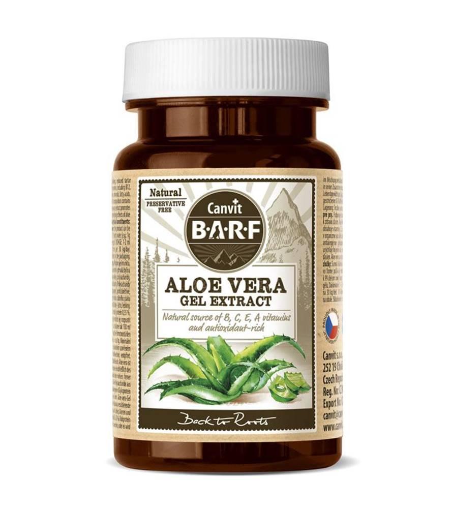 (bez zařazení) CANVIT  BARF ALOE VERA gel extract - 40g
